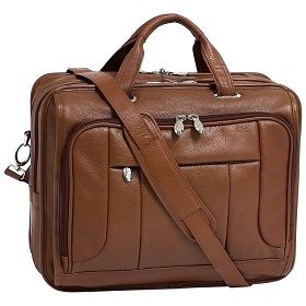 Checkpoint Friendly Laptop Bag Leather