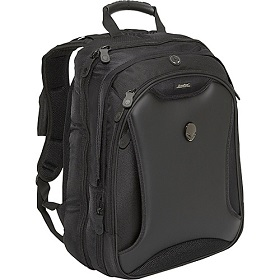 "Mobile Edge Alienware Orion ScanFast Checkpoint Friendly Backpack - 17.3"" Laptop for Airport Travel"