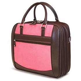 Mobile Edge Women's Airport Friendly Laptop Bag for Travel