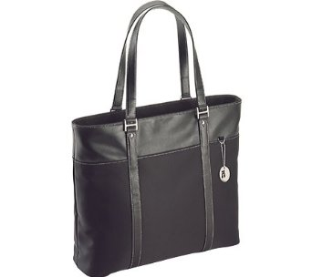 Womens Leather Laptop Tote Bags by Mobile Edge