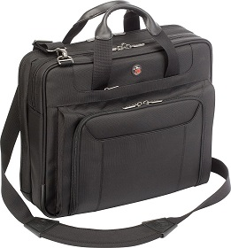 Targus Checkpoint Friendly Corporate Traveler Case for Laptops - Airport Check-in