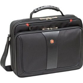 Wenger 16-inch Legacy Checkpoint Friendly Computer Case.