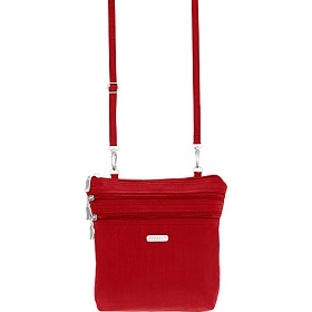 baggallini Small Ladies Handbags with Shoulder Straps that are detachable, small shoulder purse for women.
